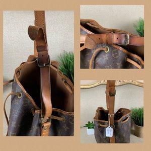 Louis Vuitton Bags - Louis Vuitton Noe Monogram Shoulder Bag leather